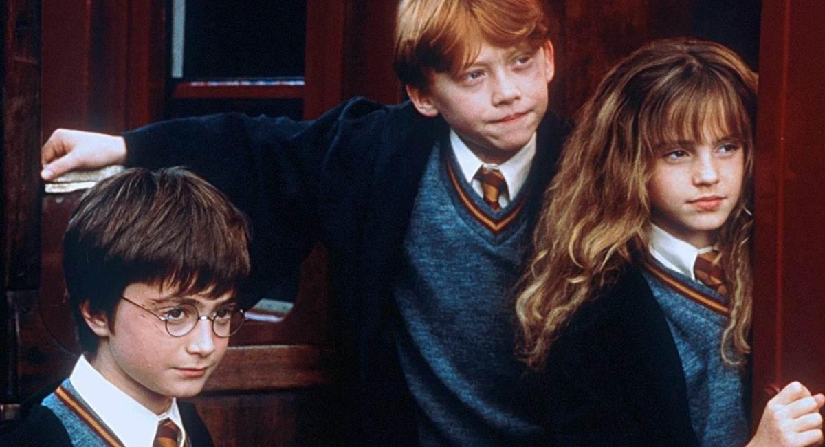Cena do filme Harry Potter e a pedra filosofal, o qual será baseado o evento Expresso Mágico