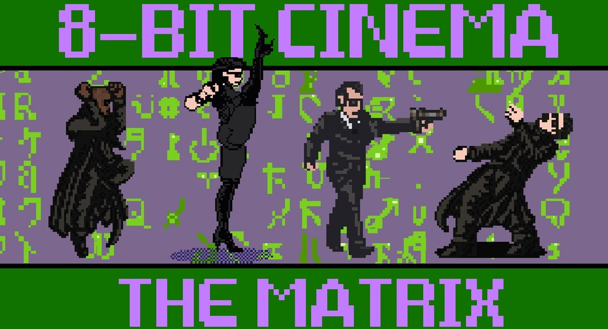 Cinema em 8 bits