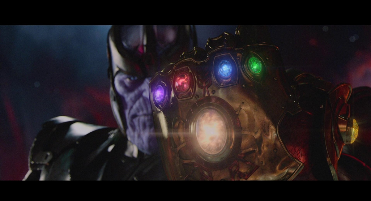Guerra infinita Thanos
