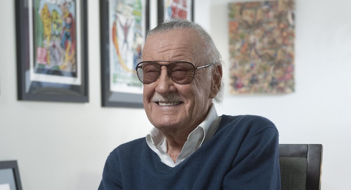 História em quadrinhos - Stan Lee