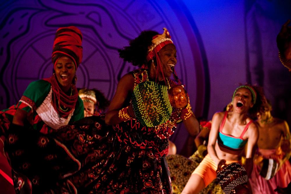 Áfricas - foto João Meirelles