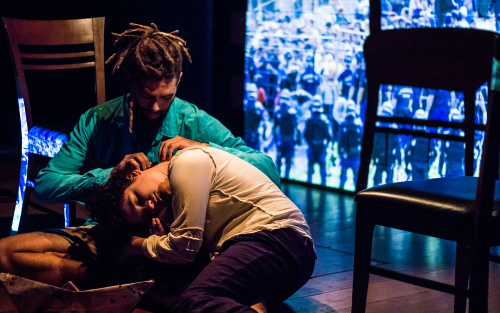 Festival nacional de teatro universitário do DF, espetáculo eu é outro