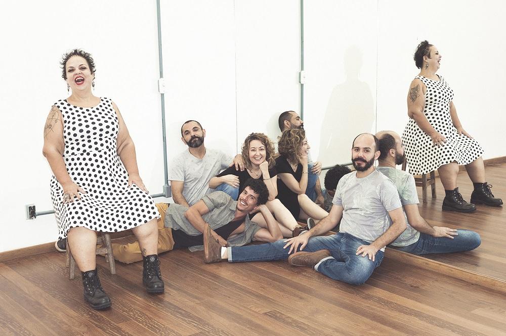 Programação teatral: Teatro de Férias Créditos Diego Bresani