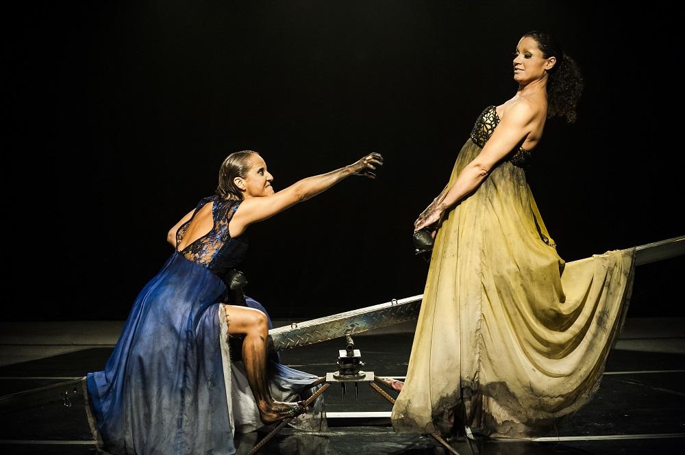 Espetáculo: Cria (Foto: Diego Bresani)