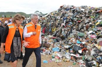 É preciso mudar, com urgência, a cultura do lixo
