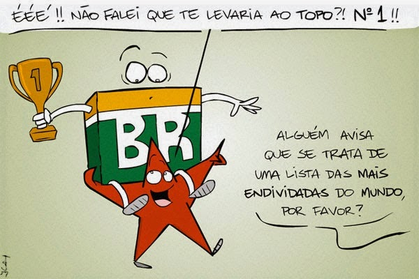Charge: brasilsoberanoelivre.blogspot.com.br