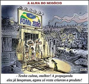 Charge: blogdozebrao.com.br