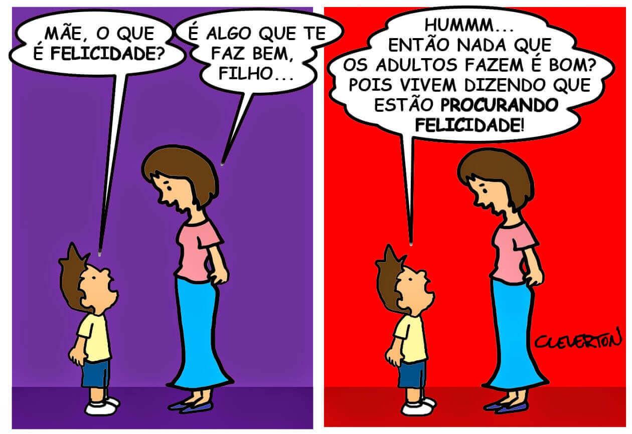 Tirinha: clevertoncaricaturas.blogspot.com