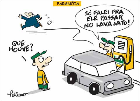 Charge do Feliciano