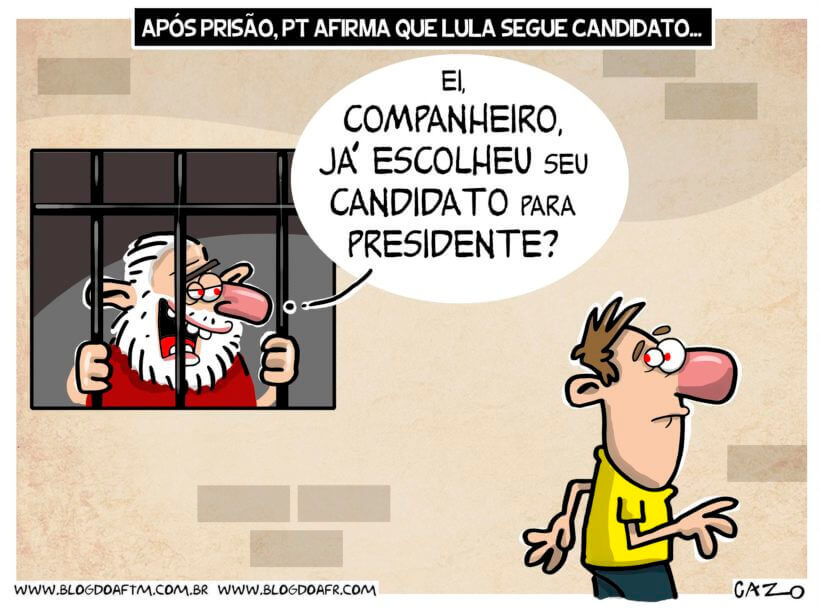 Charge do Cazo