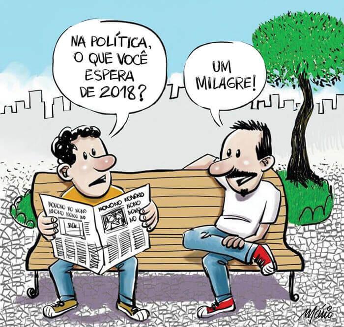 Charge: Mário Tarcitano