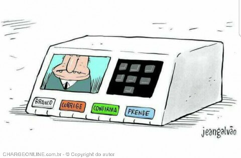 Charge do Jean Galvão