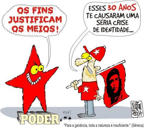 Charge: Newton Silva