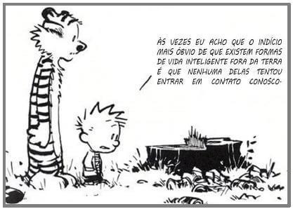 Tirinha do Calvin
