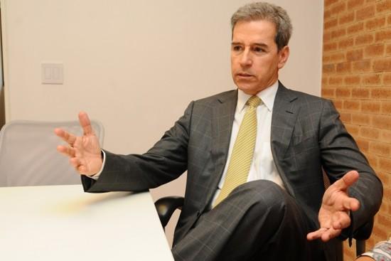 Empresário Luiz Estevão.