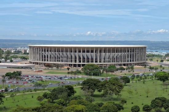 Ibaneis Estádio Mané Garrincha
