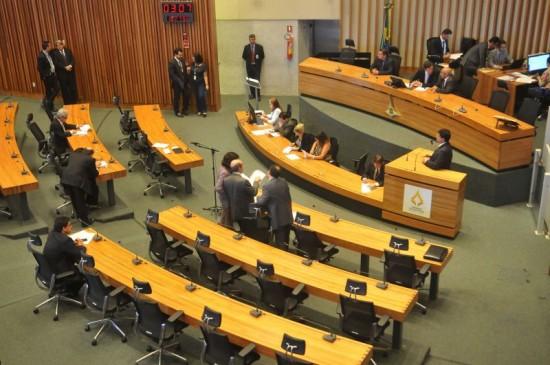 Orçamento da Câmara Legislativa - concurso