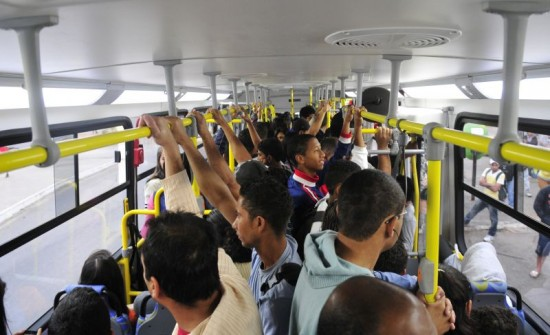 ônibus - transporte público