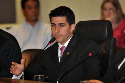 deputado Cristiano Araújo - declarada insolvência