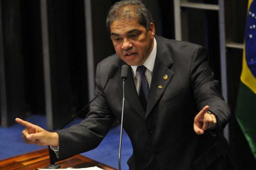 Helio Jose senador
