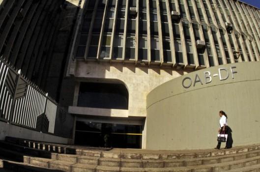 OAB-DF fachada