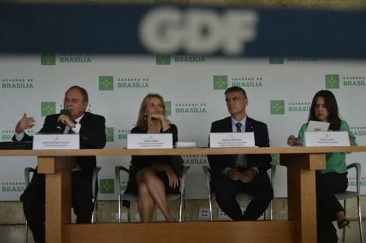 GDF usará dinheiro do Iprev para pagar salários