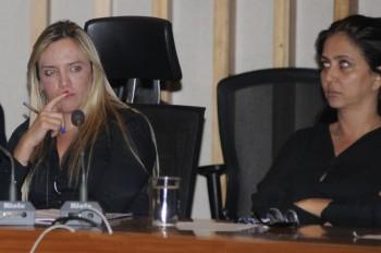 Celina apresenta queixa-crime contra Liliane