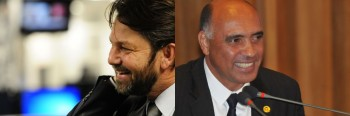 Com apoio de Filippelli, Joe e Wellington discutem aliança pela Presidência da Câmara Legislativa contra Rollemberg