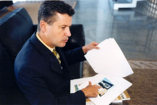 Rodrigo Rollemberg defendeu passe livre em 2000