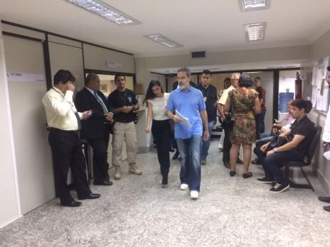 Luiz Estevão na Justiça Federal