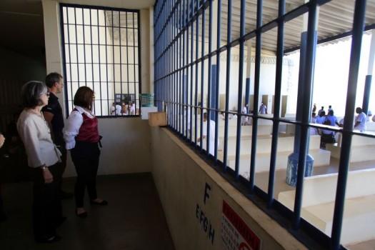 Papuda - auditoria no sistema penitenciário