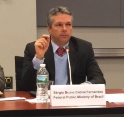 Promotor Sergio Bruno Cabral Fernandes