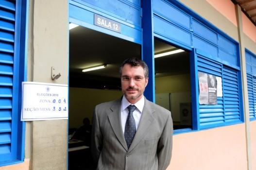 Juiz Fernando Brandini Barbagalo