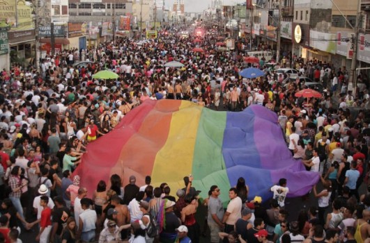 Homofobia - parada gay