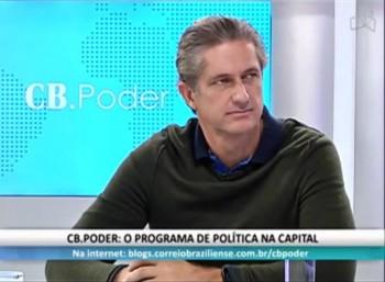 Rosso: apoio à reeleição de Rollemberg depende de decisão do partido