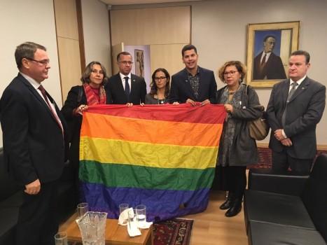 Lei anti-homofobia