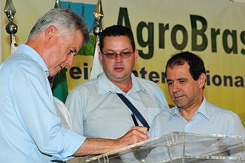 Argileu é novo secretário de Agricultura