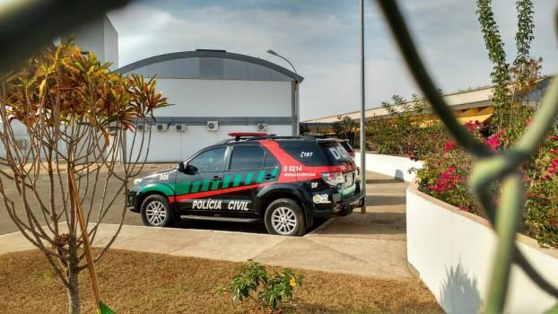 Polícia Civil faz busca no Cespe por fraude em concurso