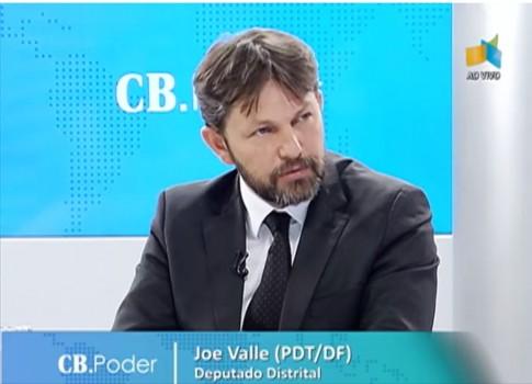 Joe Valle Cb Poder