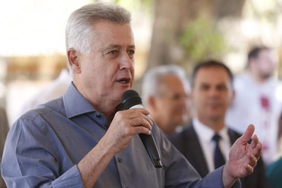 Governador defende debate honesto e profundo sobre a previdência