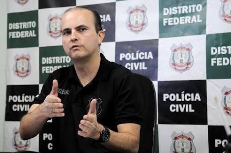 Delegado Marco Aurélio Vergílio