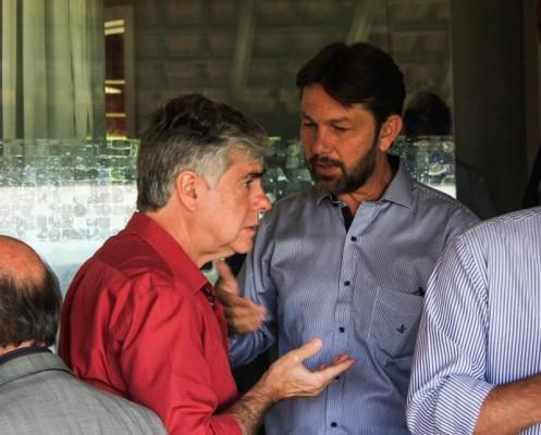 Joe Valle e Augusto Carvalho