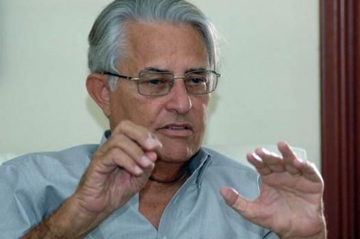 01/04/2006. Credito: Breno Fortes/CB. Ex-governador do DF Joaquim Roriz durante entrevista exclusiva.