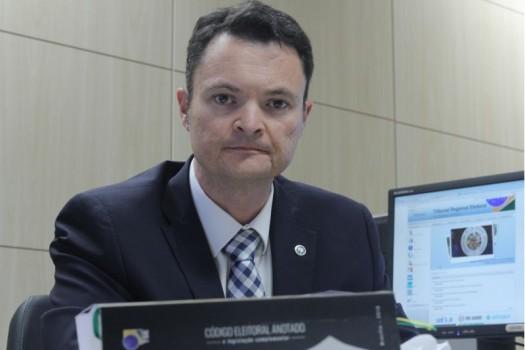 Juiz Pedro Yung tay da Comissão de Fiscalização da propaganda