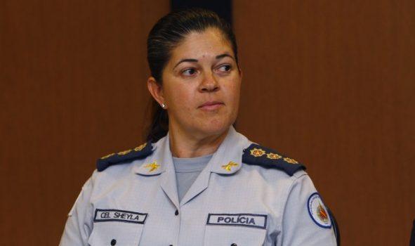 Coronel Sheyla