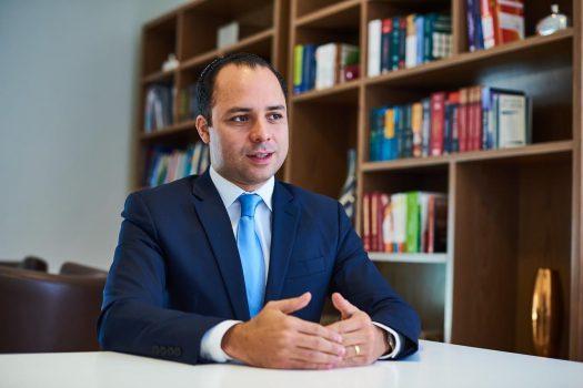 Mateus Oliveira novo secretário Gestão do Território e Habitação