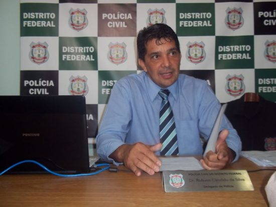 Robson Cândido delegado
