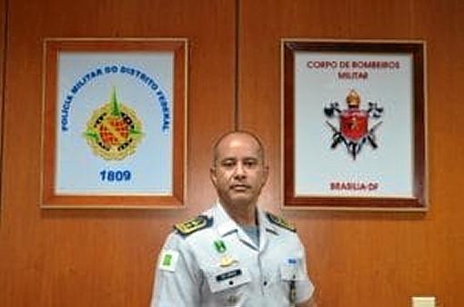 Coronel Márcio Pereira
