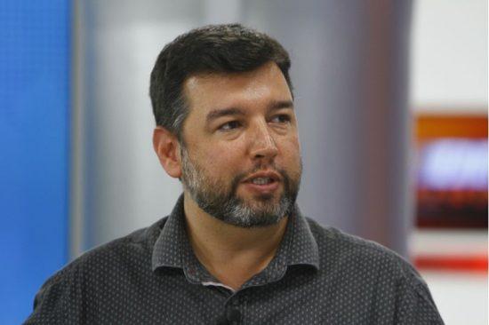 câmeras Rafael Parente secretário de educação