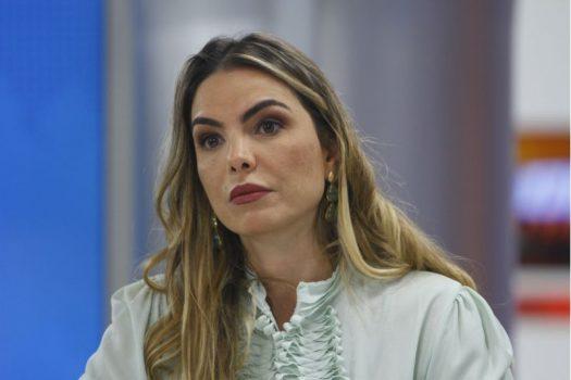 Deputada federal Paula Belmonte